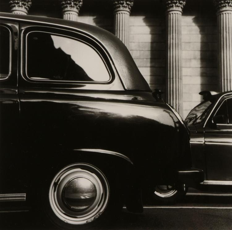 Anthony Jones (b. 1962) - London Taxis, 1998
