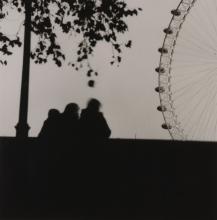 Anthony Jones (b. 1962) - London Eye, 1990s