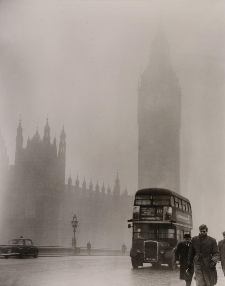 Peter King (active 1970s) - London Scene, 1970