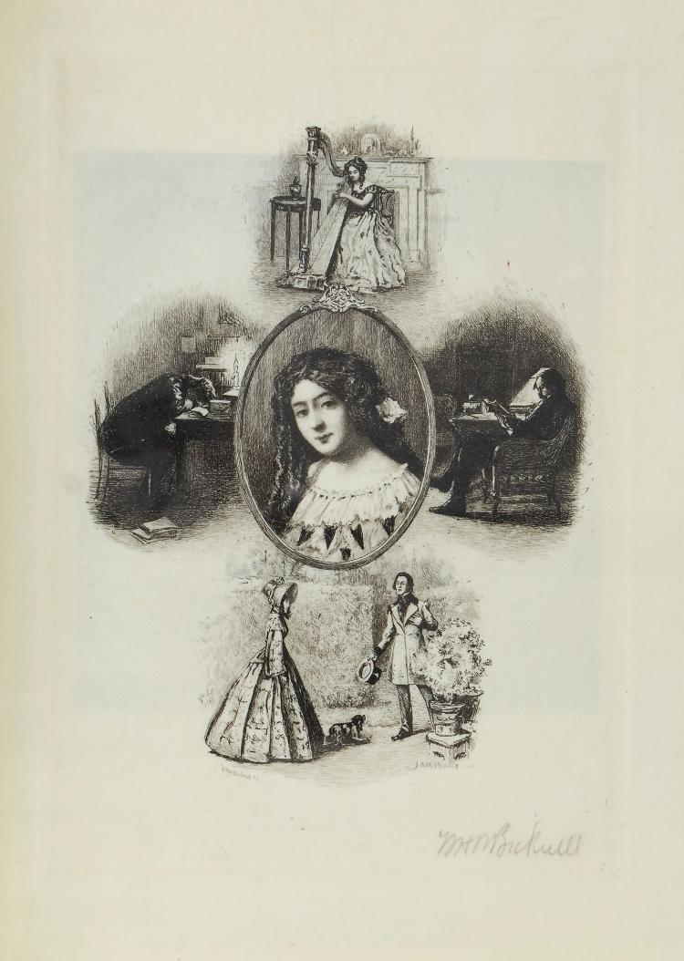 Baker (George Pierce, - editor ) Charles Dickens and Maria Beadnell