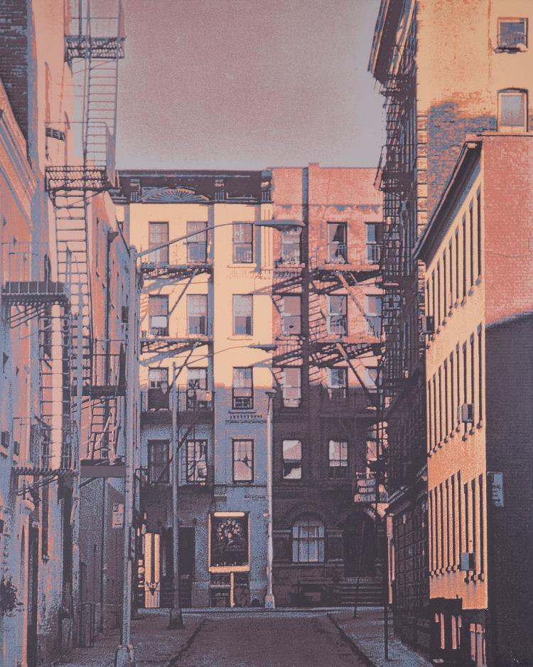 Winner (Gerd) - Autumn in New York
