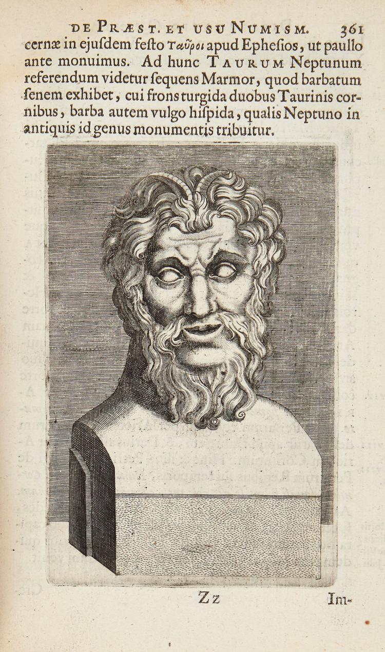 Spanheim (Ezechiel) - Dissertationes de Praestantia et Usu Numismatum Antiquorum,