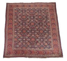 A Tabriz carpet, approximately 375 x 282