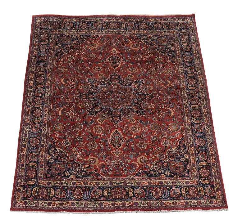 A Tabriz carpet, approximately 327cm x 241cm