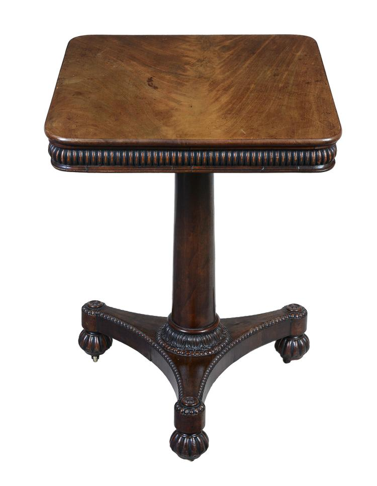A Regency mahogany occasional table , circa 1815