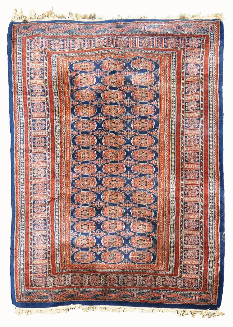 A Pakistan carpet, approximately 287 x 190cm