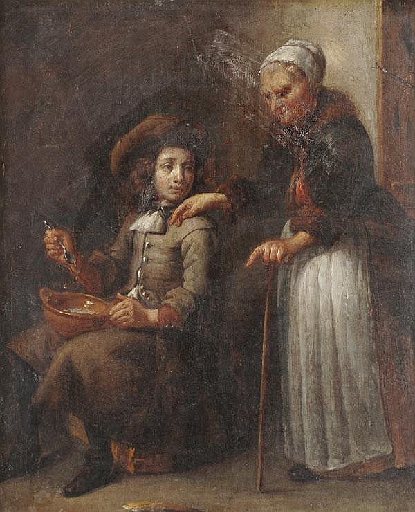 Attributed to Abraham Willemsens (active in