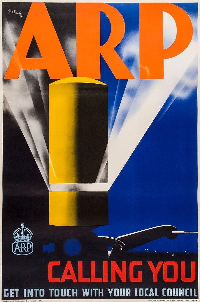 KEELY, Pat Cokayne (?-1970) - ARP