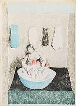 Duncan Grant (1885-1978) - Washerwoman