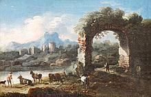 Cajetan Roos, Called Gaetano de Rosa (1690-1770),
