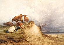 Thomas Sidney Cooper (1803-1902), Cattle on a