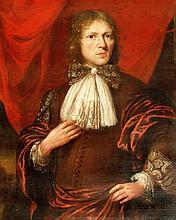 Follower of Pieter Leermans, Portrait of a