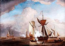 Willem van de Velde the Younger (1633-1707),