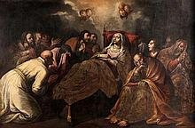 Spanish School (17th century), The Death of the