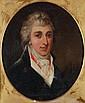 English School (19th century) Portrait of a