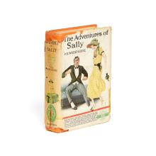 Wodehouse (P.G.) - The Adventures of Sally,