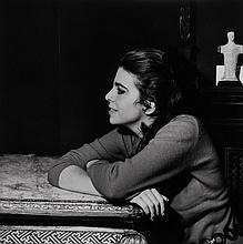 Cecil Beaton (1904-1980) - Christina Onassis, ca.1970