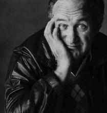 Patrick Demarchelier (b.1943) - Gene Hackman, 1985; Martin Scorsese, 1990