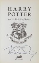 Rowling (J.K.) - Harry Potter and the Half-Blood Prince,