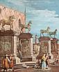 Follower of Giovanni Antonio, Il Canaletto,