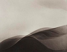 Lotte Jacobi (1896-1990). Landscape (Photogenic