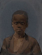 Photographer Unknown. African American Boy, ca.