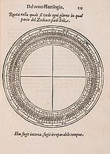 Gallucci (Giovanni Paolo) - Della Fabrica, & Uso del Novo Horologio Universale ad Ogni Latitudine...,