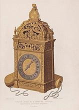 Dubois (Pierre) - Histoire de l'Horlogerie depuis son origine jusqu'a nos jours...,