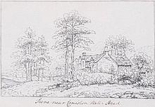 William Green of Ambleside (1760-1823) - A group of 5 drawings of the Lake District,