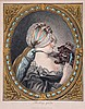 Louis Marin Bonnet (1743-1793) - Provoking Fidelity,, Louis-Marin Bonnet, Click for value