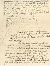 Borglum, Gutzon - Autograph letter signed addressed to collaborator Jesse Gove...