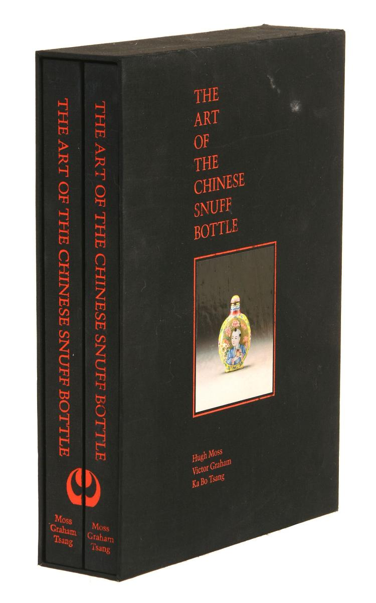 The Art of the Chinese Snuff Bottle; The J & J Collection , by Hugh M