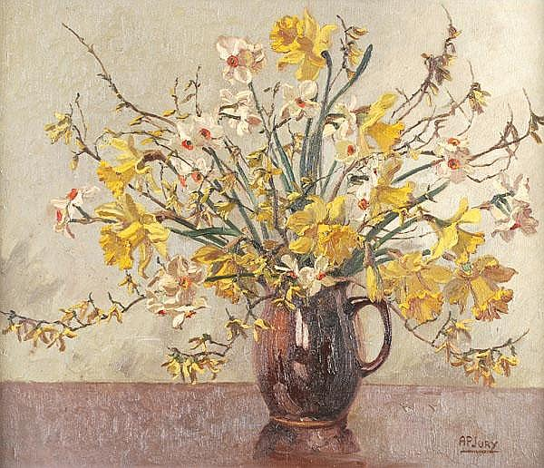 Anne Primrose Jury (1907-1995), Still life of