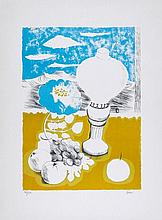 Mary Fedden (1915-2012) - The Lamp