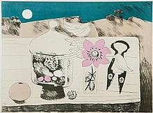 Mary Fedden (1915-2012) - Pot of shells