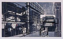 Edward Bawden (1903-1989) - Sunday Times Press