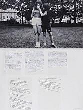 Gillian Wearing (b.1963) - Melanie and Kelly