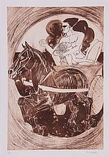 Dame Elisabeth Frink (1930-1993) - Hades & Persephone