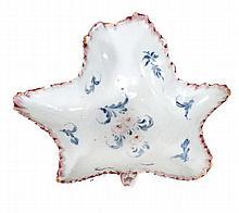 A Bristol hardpaste porcelain (Richard Champion)