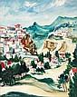 Franz Heckendorf (1888-1962) Spanishchelandschaft,