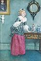 Jessie Edwards (19th/20th century) The Pet,