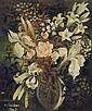 DDS. Mary Fedden (1915-2012) Still life of flowers