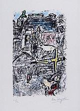 Marc Chagall (1887-1985) - La Passion (m.736)
