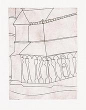 Ben Nicholson (1894-1982) - Fragment of Tuscan Cathedral (a.c.47)