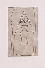 Ben Nicholson (1894-1982) - Curled Turkish Form