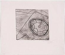Ben Nicholson (1894-1982) - Olympic Fragment