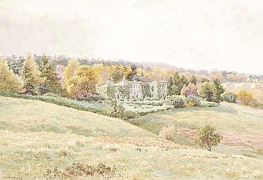 William Sidney Morrish (1844-1917) Landscapes A