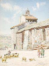 Thomas Matthews Rooke (1842-1942), Monastier,