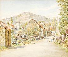 Thomas Matthews Rooke (1842-1942), St. Pere sous