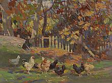 Frederick Hall (1860-1948) - Autumn